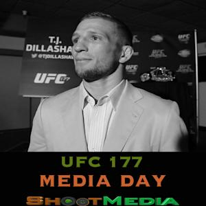 TheSHOOT!: UFC 177 Media Day