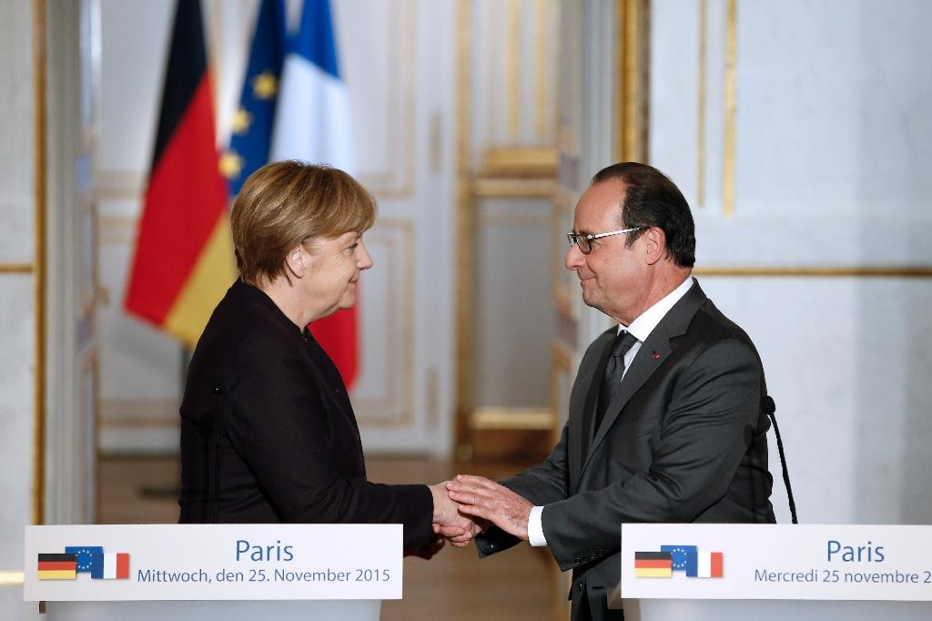 Germany to support military campaign against IS after French appeal