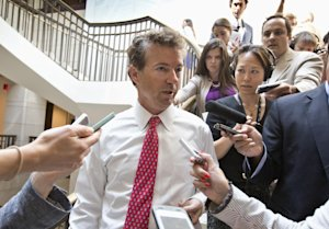 Sen. Rand Paul, R-Ky., a member of the Senate Foreign …