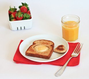 An Easy, 3-step Breakfast in Bed for Your Kids