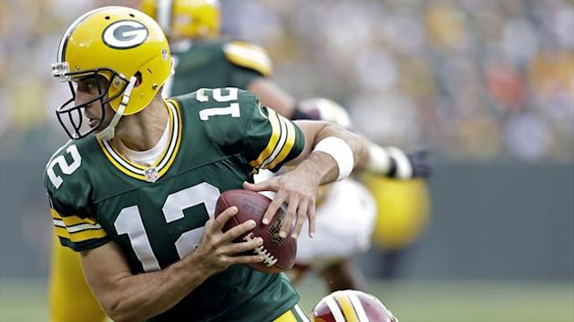 2013, Aaron Rodgers, Green Bay Packers, AP/LaPresse