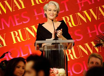 Meryl Streep in 20th Century Fox's The Devil Wears Prada