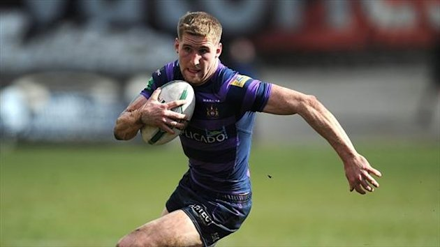 It is believed Sam Tomkins could leave for Australia as soon as next season
