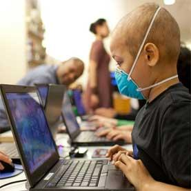 Video Game to Help Kids Fight Cancer