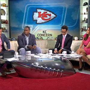 Kansas City Chiefs' biggest concern?