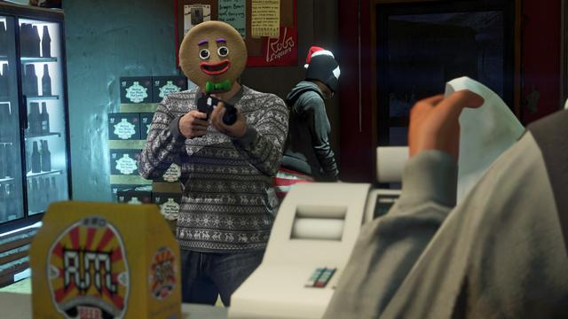 Huge GTA 5 Update Out Now