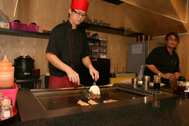 Halal Teppanyaki is here