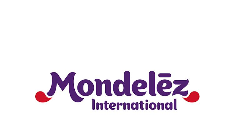 "This image provided by Kraft Foods shows the logo for Kraft's new global snack food business, ""Mondelez"". The Northfield, Ill.-based company said Wednesday, May 23, 2012 the name was approved by more than 90 percent of shareholders who cast a vote. (AP Photo/Kraft Foods)"