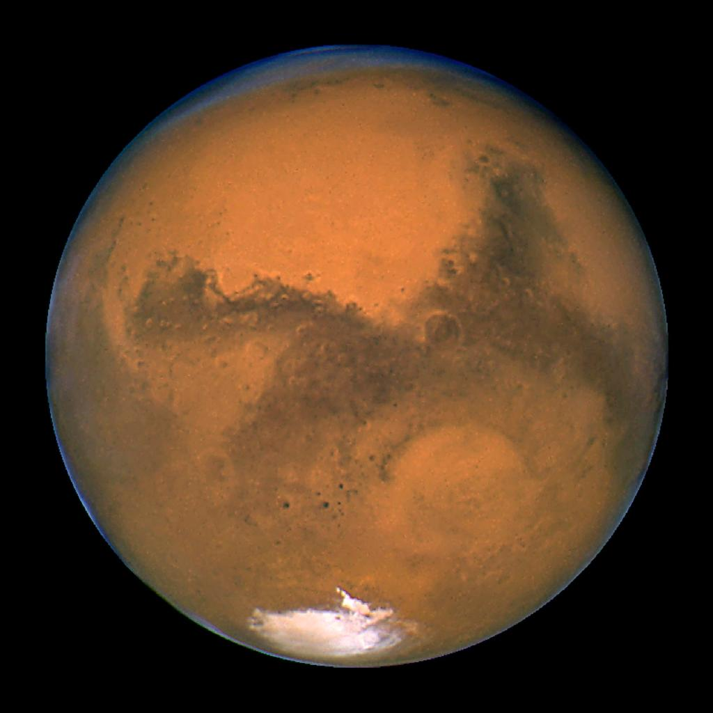 NASA unveils (some) missing pieces in journey to Mars