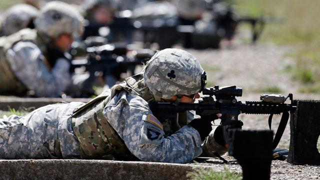 Most Back Cuts Overall - But Not to the Military
