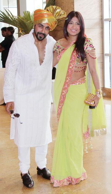 Riteish Genelia wedding