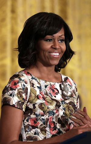 Michelle Obama Plans Hip-Hop Album