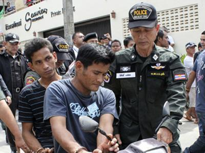 Thai suspects confess in Australian's killing