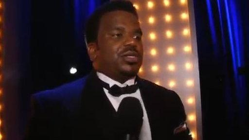 Craig Robinson's Finale Interview