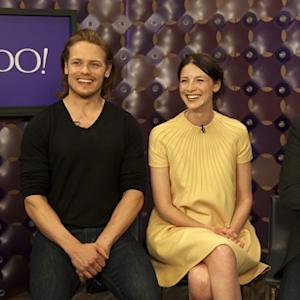 'Outlander' Cast and Book Author Diana Gabaldon Preview the New Starz Drama