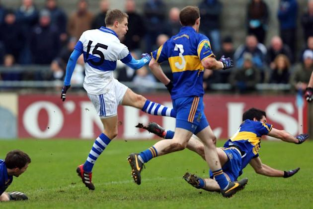 Quinn proving there's life after inter-county football