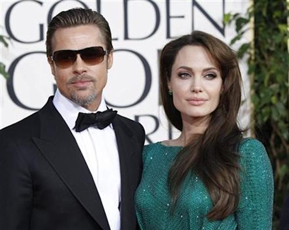 Escándalo en Hollywood: Brad Pitt pagaría u$s7,5 M para evitar que difundan video sexual de Angelina