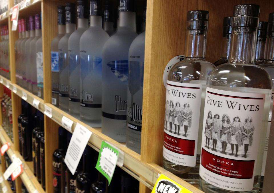 Idaho: Five Wives Vodka offensive to residents