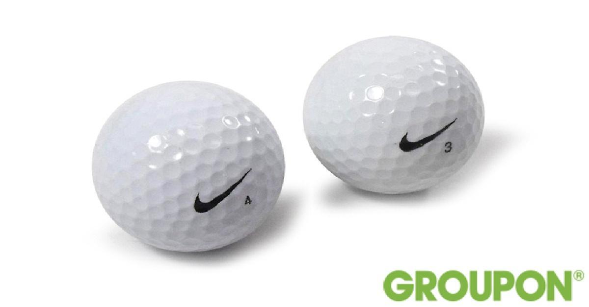 Nike Recycled Golf Balls for $34.99
