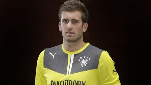 Cammy Bell, pictured, described Scott Gallacher as a 'very good goalie'
