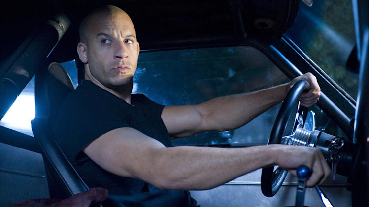 Fast & Furious Production Stills 2009 Universal Pictures Vin Diesel