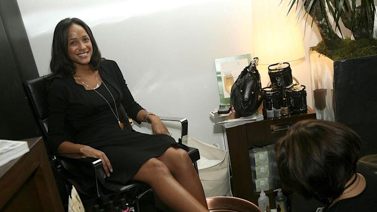 D Ramirez Elle Salon Spa Day