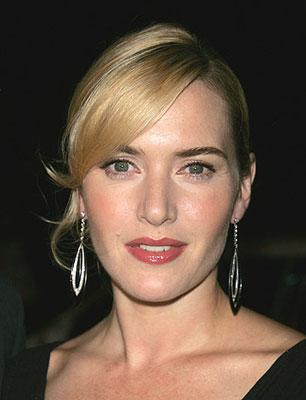 Kate Winslet at The 44th New York Film Festival of New Line Cinema's Little Children