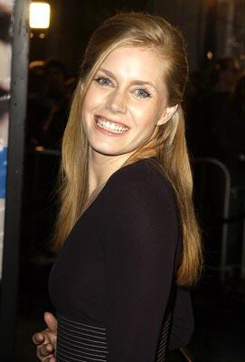 Amy Adams at the Hollywood premiere of Dreamworks' Catch Me If You Can