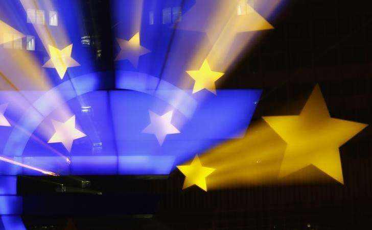 Euro zone September business growth slows more than expected, PMIs show