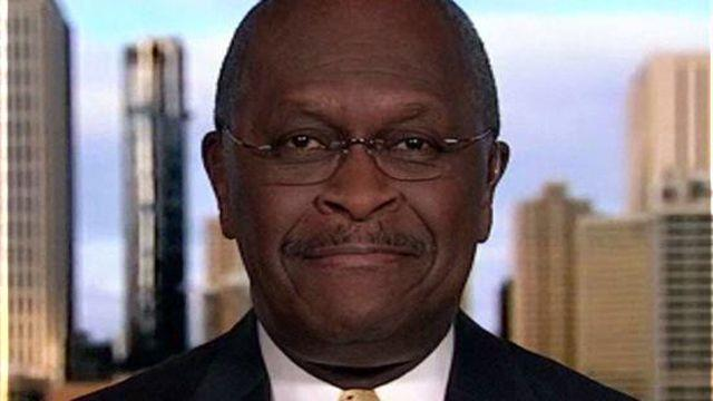 Herman Cain on Obama's call for higher minimum wage