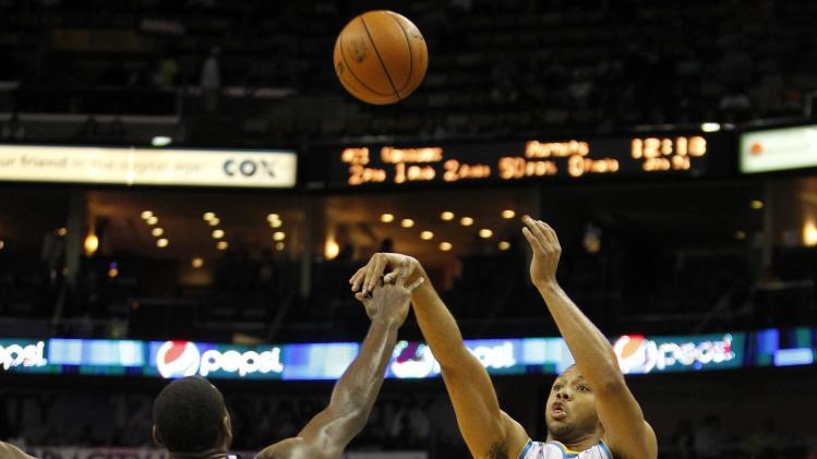 NBA: Sacramento Kings at New Orleans Hornets