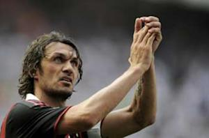 Maldini: Milan must invest in youth