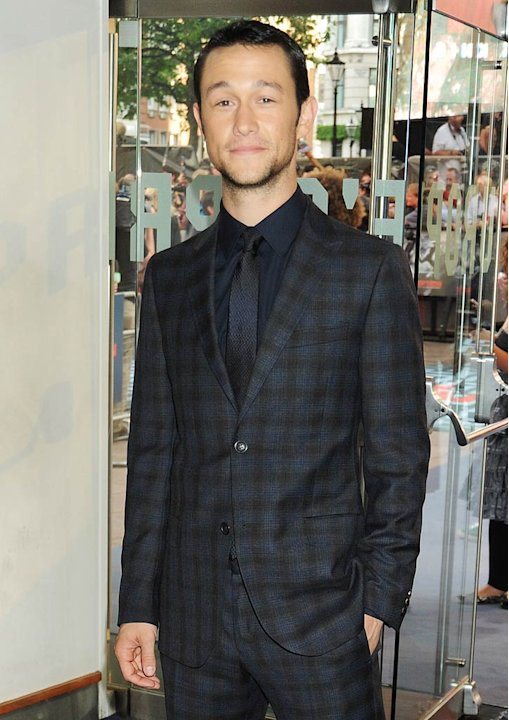 Joseph Gordon Levitt InceptionUK Pr