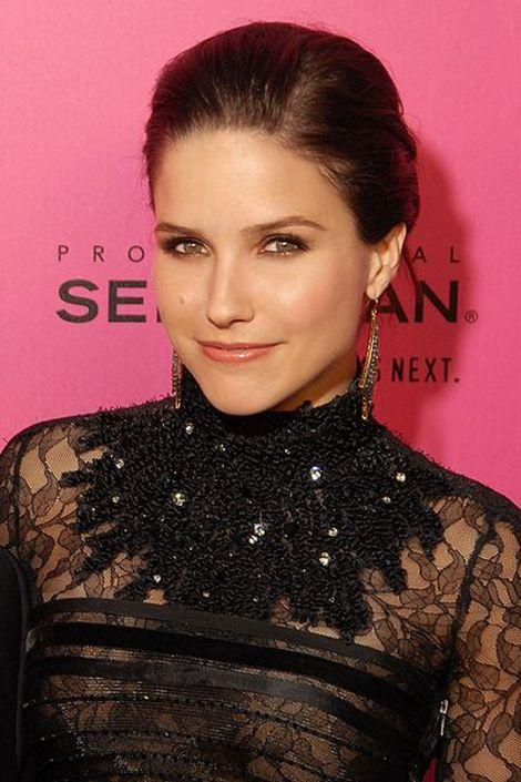 Sophia Bush is also known to be quite a trendsetter and once stepped out in an amazing trench.