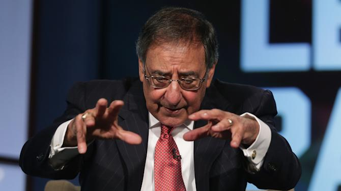 Leon Panetta, pictured in October, served the Obama administration as head of the Central Intelligence Agency between 2009 and 2011, and Defense Department chief between 2011 and 2013