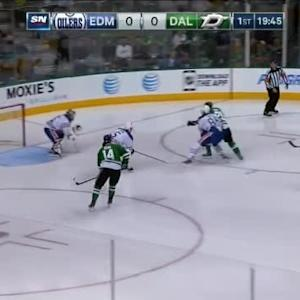 Viktor Fasth Save on Cody Eakin (00:18/1st)