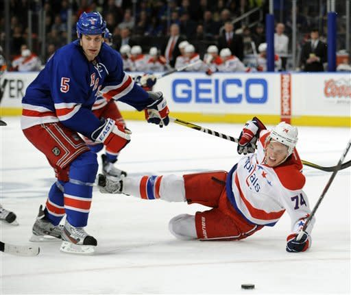 Rangers lose, fail to clinch President's Trophy
