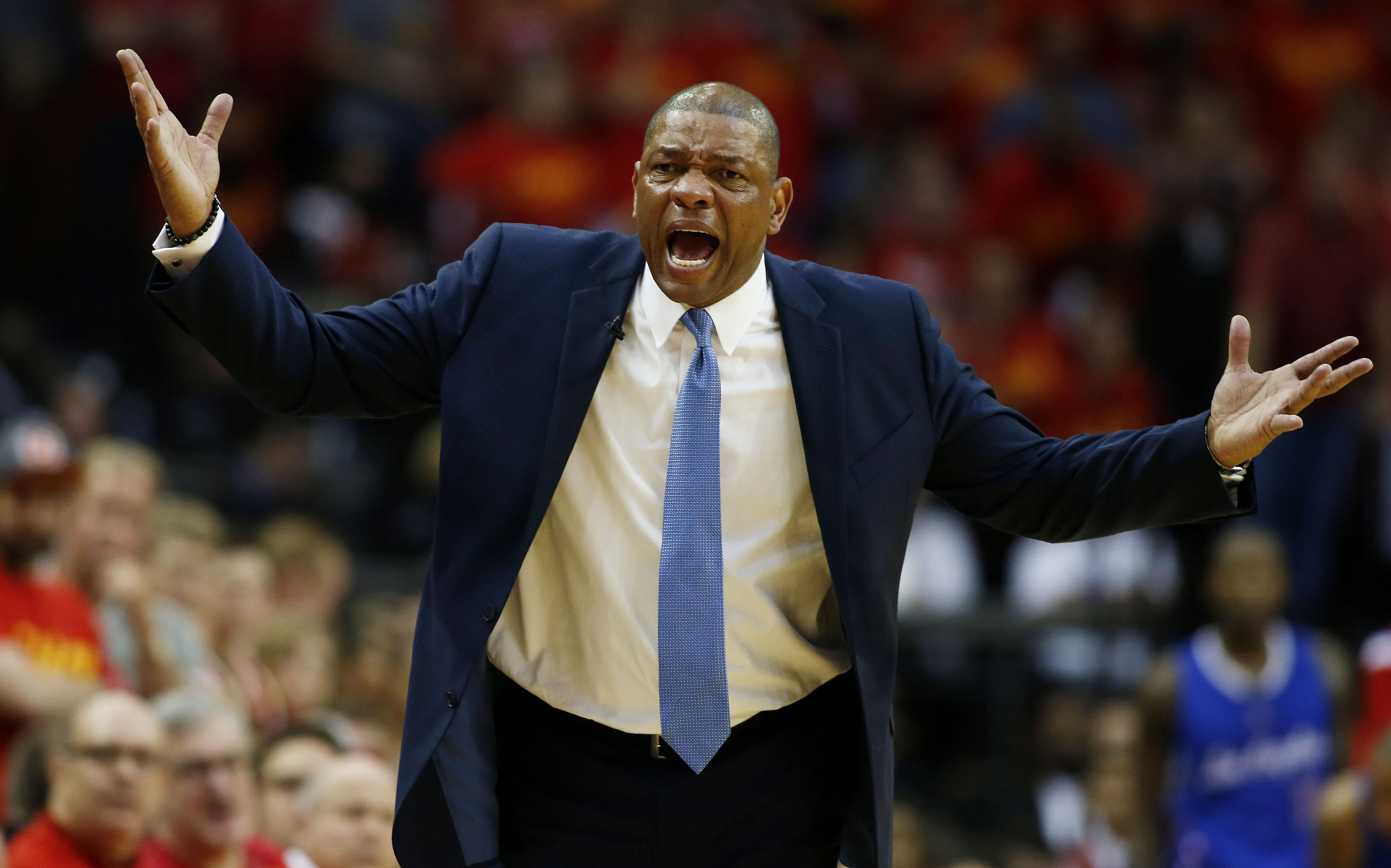 Los Angeles Clippers coach Rivers not in favour of trip to China