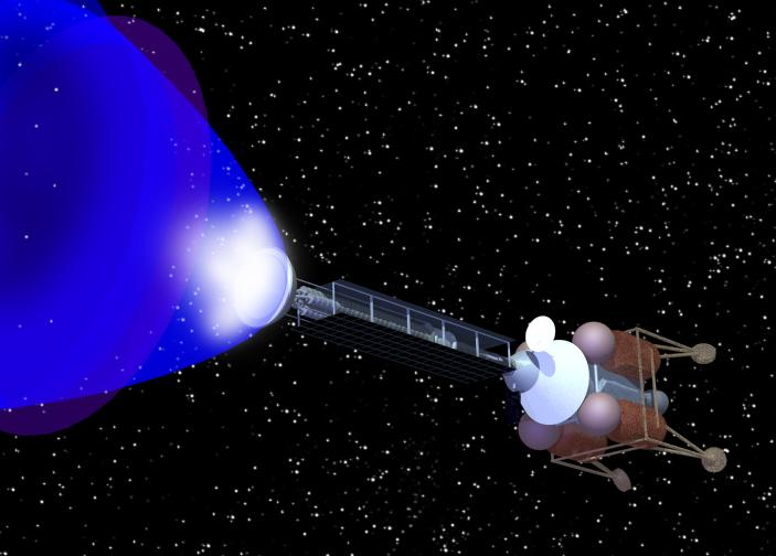 Video: How will we get to Alpha Centauri? Researchers work on an antimatter drive