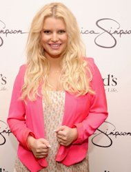 Jessica Simpson visits Dillard's at International Plaza In Support Of the Jessica Simpson Collection on November 17, 2012 in Tampa, Florida -- Getty Premium