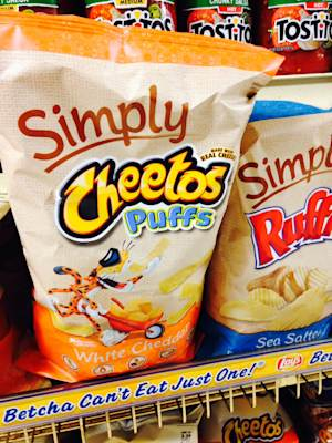 PepsiCo rebrands 'Natural' products with 'Simply'