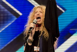X Factor's Melanie Masson: 'Gary Barlow Is Gorgeous!'