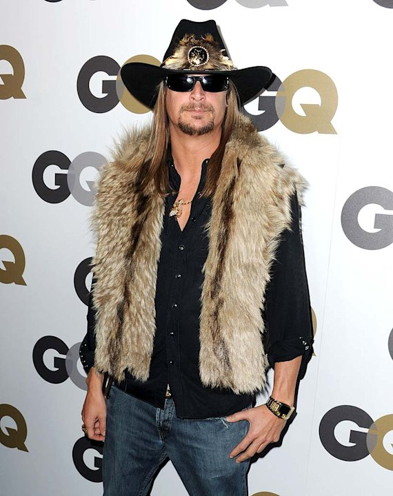 Kid Rock GQMOTY Prty
