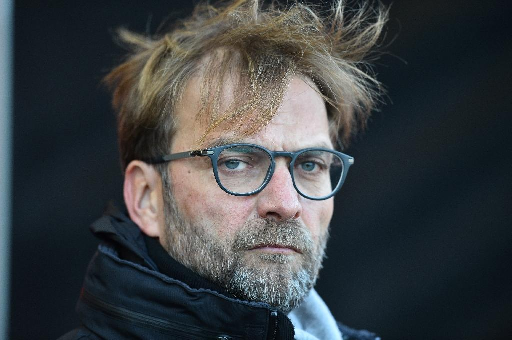 Jurgen Klopp says Liverpool gave it away after late collapse