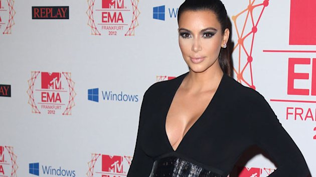 Kim K to Escort Lucky Serviceman (ABC News)