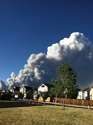 Colorado Springs Residents Given Only Minutes to Evacuate from Black Forest Fires
