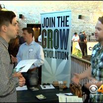 Hundreds Show Up For Marijuana Job Fair In Denver
