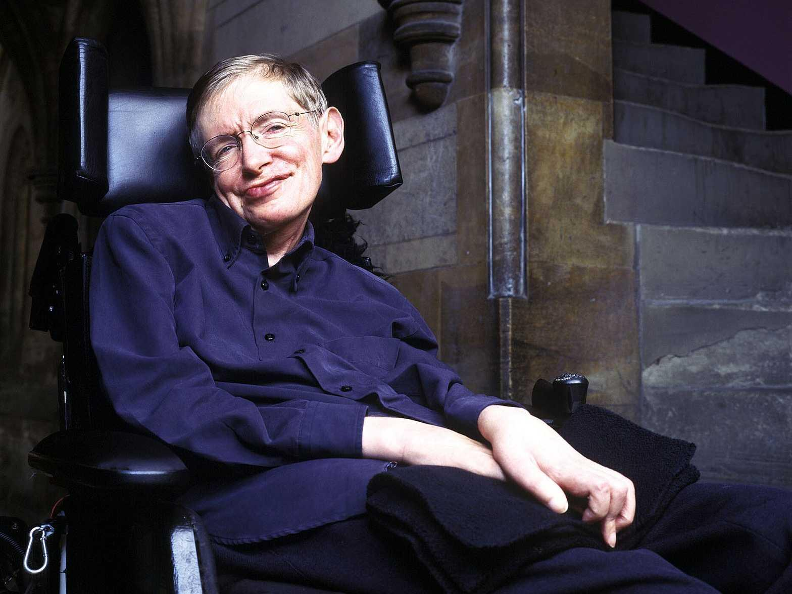 Stephen Hawking is a theoretical physics genius, but the mystery he finds most intriguing is women