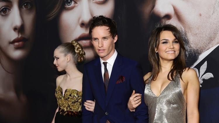 """""""Les Miserables"""" New York Premiere"""
