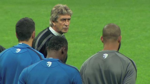 Pellegrini linked with vacant Man City job